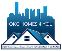 OKC Homes 4 You Logo